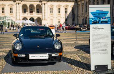 70 anni di Porsche 17 - Salone Auto Torino Parco Valentino