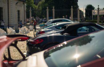 70 anni di Porsche 5 - Salone Auto Torino Parco Valentino