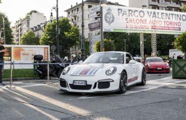70 anni di Porsche 34 - Salone Auto Torino Parco Valentino