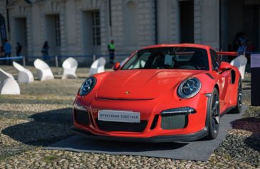 70 anni di Porsche 26 - Salone Auto Torino Parco Valentino