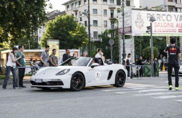 70 anni di Porsche 35 - Salone Auto Torino Parco Valentino