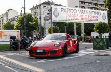 70 anni di Porsche 33 - Salone Auto Torino Parco Valentino