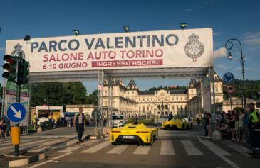 Dallara Meeting 4 - Salone Auto Torino Parco Valentino