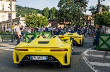 Dallara Meeting 5 - Salone Auto Torino Parco Valentino