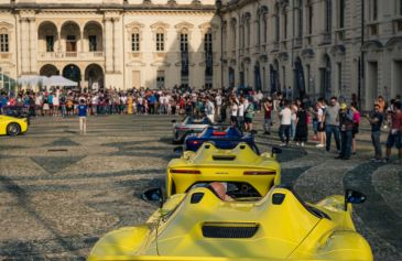 Dallara Meeting 6 - Salone Auto Torino Parco Valentino