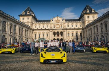 Dallara Meeting 14 - Salone Auto Torino Parco Valentino