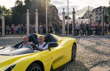 Dallara Meeting 15 - Salone Auto Torino Parco Valentino