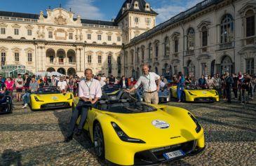 Dallara Meeting 16 - Salone Auto Torino Parco Valentino