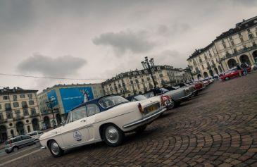 Renault Floride Caravelle Club 4 - Salone Auto Torino Parco Valentino