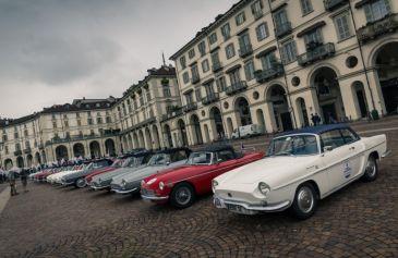 Renault Floride Caravelle Club 6 - Salone Auto Torino Parco Valentino