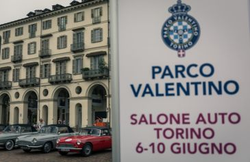 Renault Floride Caravelle Club 10 - Salone Auto Torino Parco Valentino