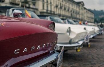 Renault Floride Caravelle Club 18 - Salone Auto Torino Parco Valentino
