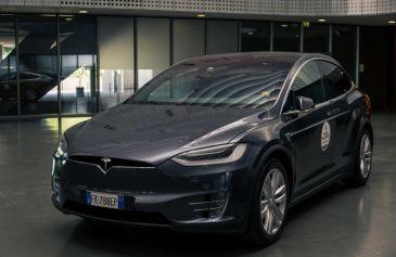 Tesla Club Italy Revolution 4 - Salone Auto Torino Parco Valentino