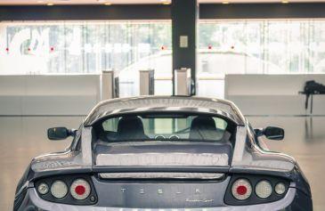 Tesla Club Italy Revolution 8 - Salone Auto Torino Parco Valentino