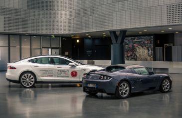 Tesla Club Italy Revolution 2 - Salone Auto Torino Parco Valentino