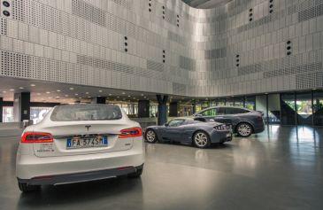 Tesla Club Italy Revolution 10 - Salone Auto Torino Parco Valentino