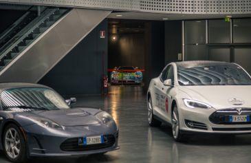 Tesla Club Italy Revolution 15 - Salone Auto Torino Parco Valentino