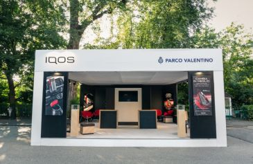 Auto Esposte 22 - Salone Auto Torino Parco Valentino