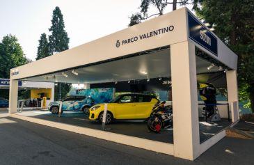 Auto Esposte 24 - Salone Auto Torino Parco Valentino