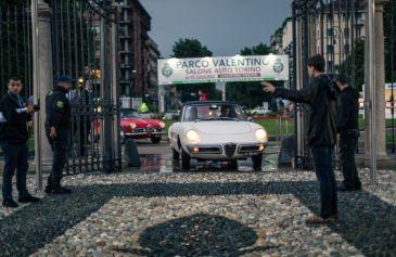 I Biscioni - Alfa Romeo  8 - Salone Auto Torino Parco Valentino