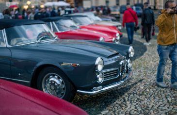 I Biscioni - Alfa Romeo  16 - Salone Auto Torino Parco Valentino