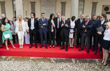 Inaugurazione 1 - Salone Auto Torino Parco Valentino
