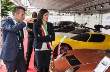 Inaugurazione 13 - Salone Auto Torino Parco Valentino