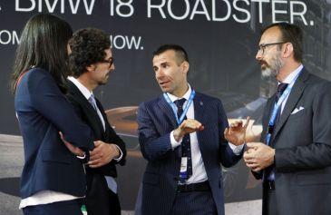 Inaugurazione 16 - Salone Auto Torino Parco Valentino