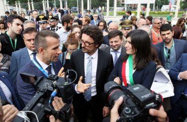 Inaugurazione 18 - Salone Auto Torino Parco Valentino