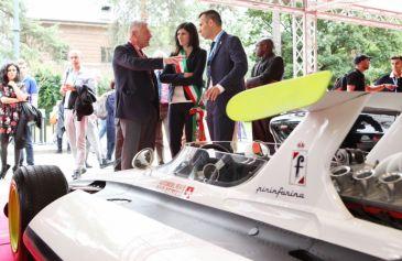 Inaugurazione 21 - Salone Auto Torino Parco Valentino