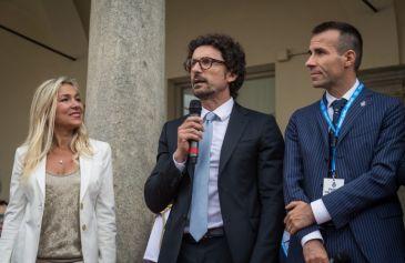 Inaugurazione 9 - Salone Auto Torino Parco Valentino
