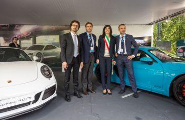 Inaugurazione 30 - Salone Auto Torino Parco Valentino