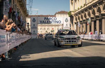 Lancia Delta Sotto la Mole 5 - Salone Auto Torino Parco Valentino