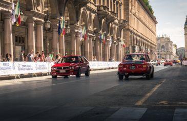 Lancia Delta Sotto la Mole 8 - Salone Auto Torino Parco Valentino