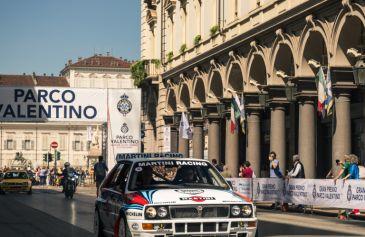 Lancia Delta Sotto la Mole 10 - Salone Auto Torino Parco Valentino