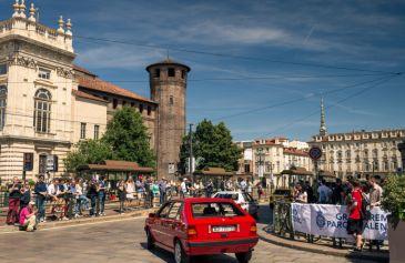 Lancia Delta Sotto la Mole 11 - Salone Auto Torino Parco Valentino