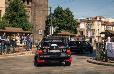 Lancia Delta Sotto la Mole 12 - Salone Auto Torino Parco Valentino