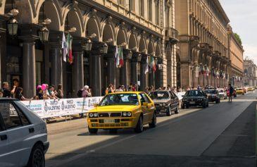 Lancia Delta Sotto la Mole 14 - Salone Auto Torino Parco Valentino