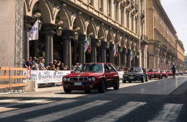 Lancia Delta Sotto la Mole 16 - Salone Auto Torino Parco Valentino