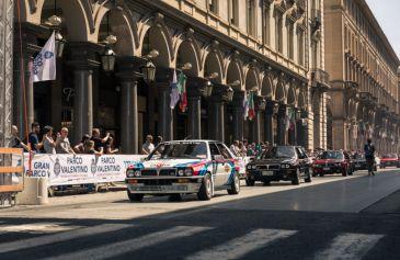 Lancia Delta Sotto la Mole 19 - Salone Auto Torino Parco Valentino