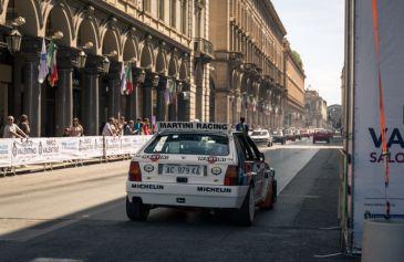 Lancia Delta Sotto la Mole 21 - Salone Auto Torino Parco Valentino