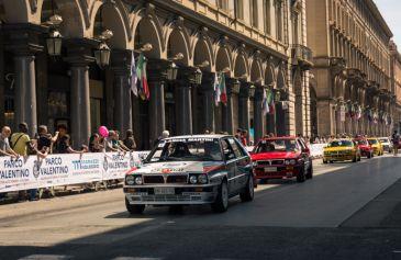 Lancia Delta Sotto la Mole 22 - Salone Auto Torino Parco Valentino