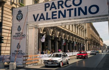 Lancia Delta Sotto la Mole 23 - Salone Auto Torino Parco Valentino