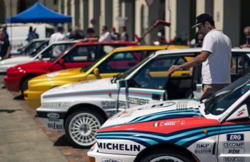 Lancia Delta Sotto la Mole 27 - Salone Auto Torino Parco Valentino