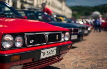 Lancia Delta Sotto la Mole 28 - Salone Auto Torino Parco Valentino