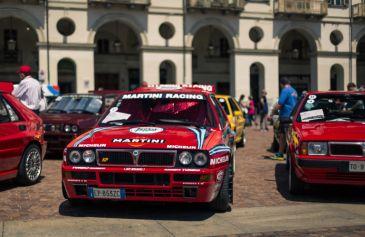 Lancia Delta Sotto la Mole 32 - Salone Auto Torino Parco Valentino