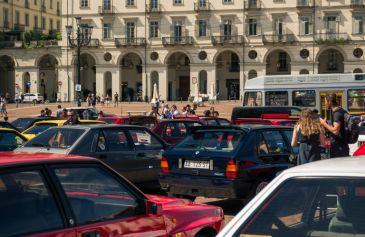 Lancia Delta Sotto la Mole 35 - Salone Auto Torino Parco Valentino