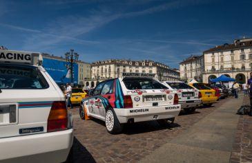 Lancia Delta Sotto la Mole 37 - Salone Auto Torino Parco Valentino
