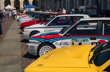 Lancia Delta Sotto la Mole 39 - Salone Auto Torino Parco Valentino