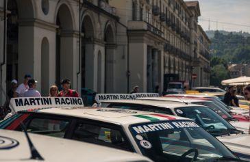 Lancia Delta Sotto la Mole 42 - Salone Auto Torino Parco Valentino